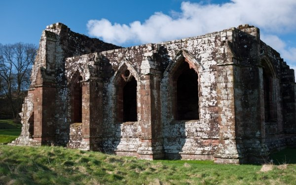 Religious Furness Abbey HD Wallpaper | Background Image