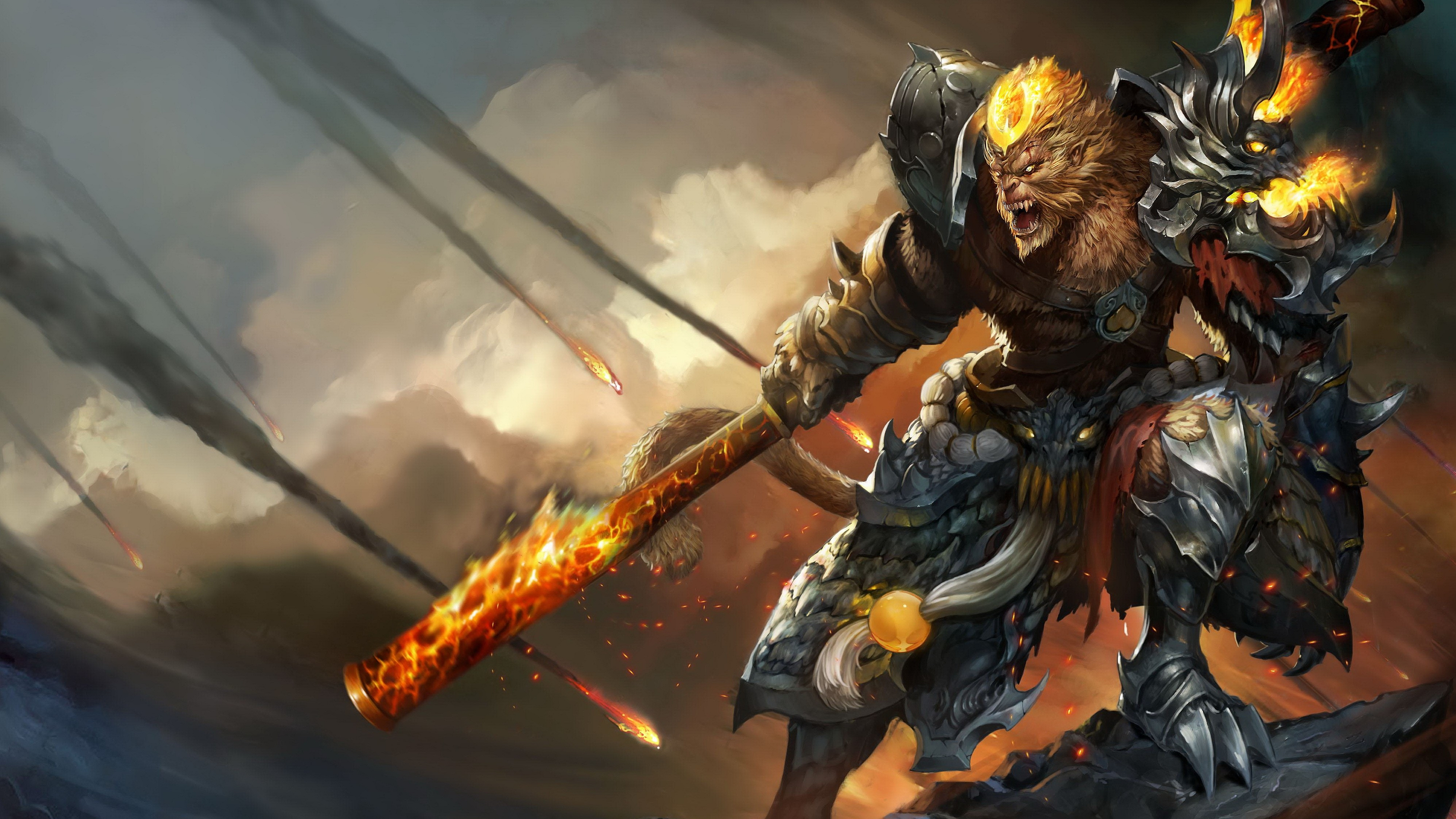 22 Wukong League Of Legends HD Wallpapers