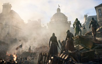 40 4k Ultra Hd Assassin S Creed Unity Wallpapers Background