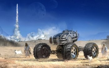 Sci Fi - Vehicle Wallpapers and Backgrounds ID : 514677