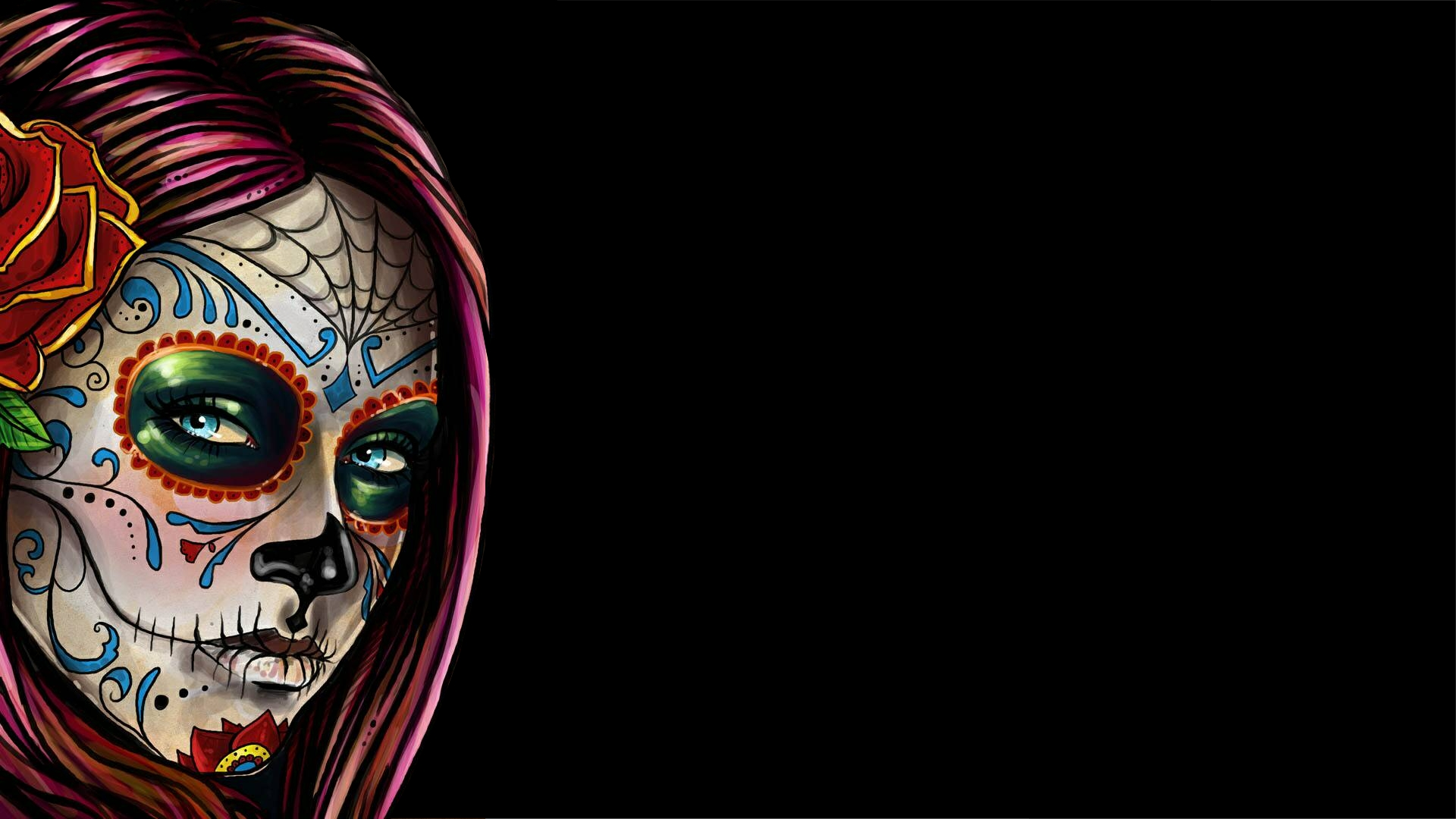 Related Pictures sugar skull vector ipad wallpapers and s 9WbTP9rL