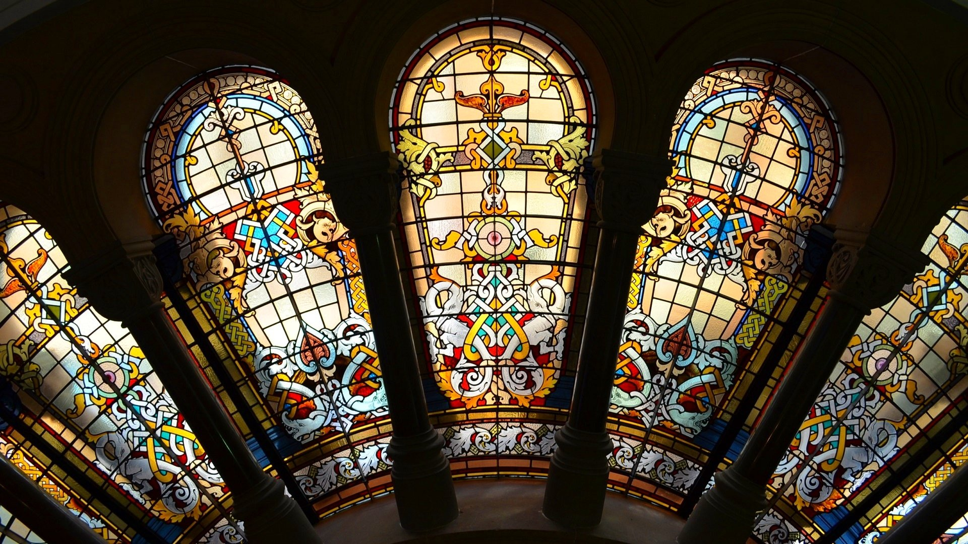57 Stained Glass HD Wallpapers