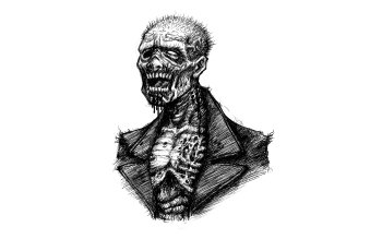 Dark - Zombie Wallpapers and Backgrounds ID : 515019