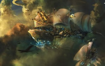 Sci Fi - Steampunk Wallpapers and Backgrounds ID : 515147