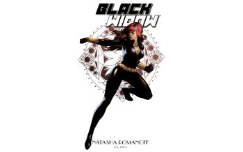 Comics - Black Widow Wallpapers and Backgrounds ID : 515453
