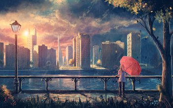 Anime - Original Wallpapers and Backgrounds ID : 515689