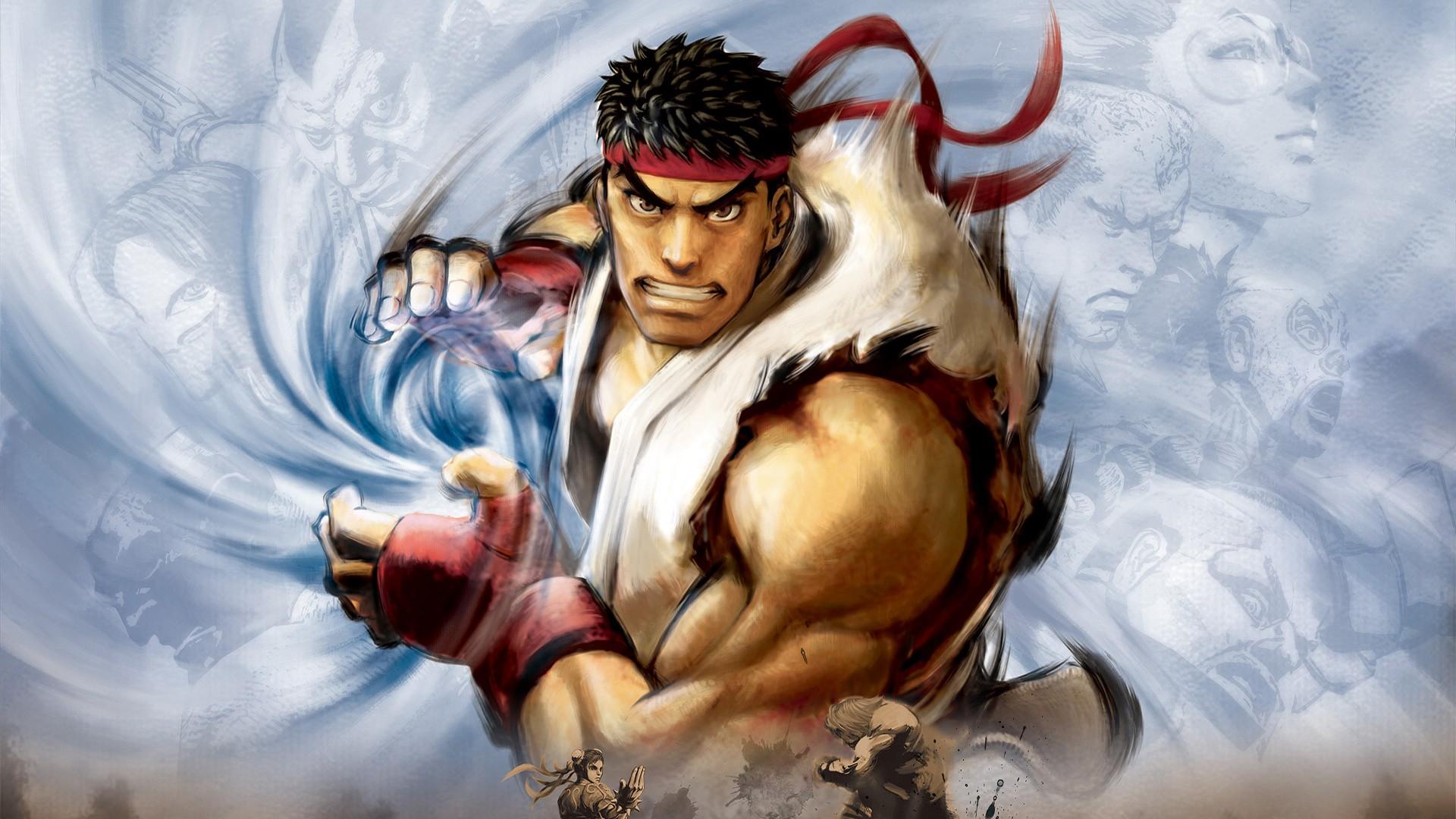 super street fighter iv arcade edition hd wallpaper background