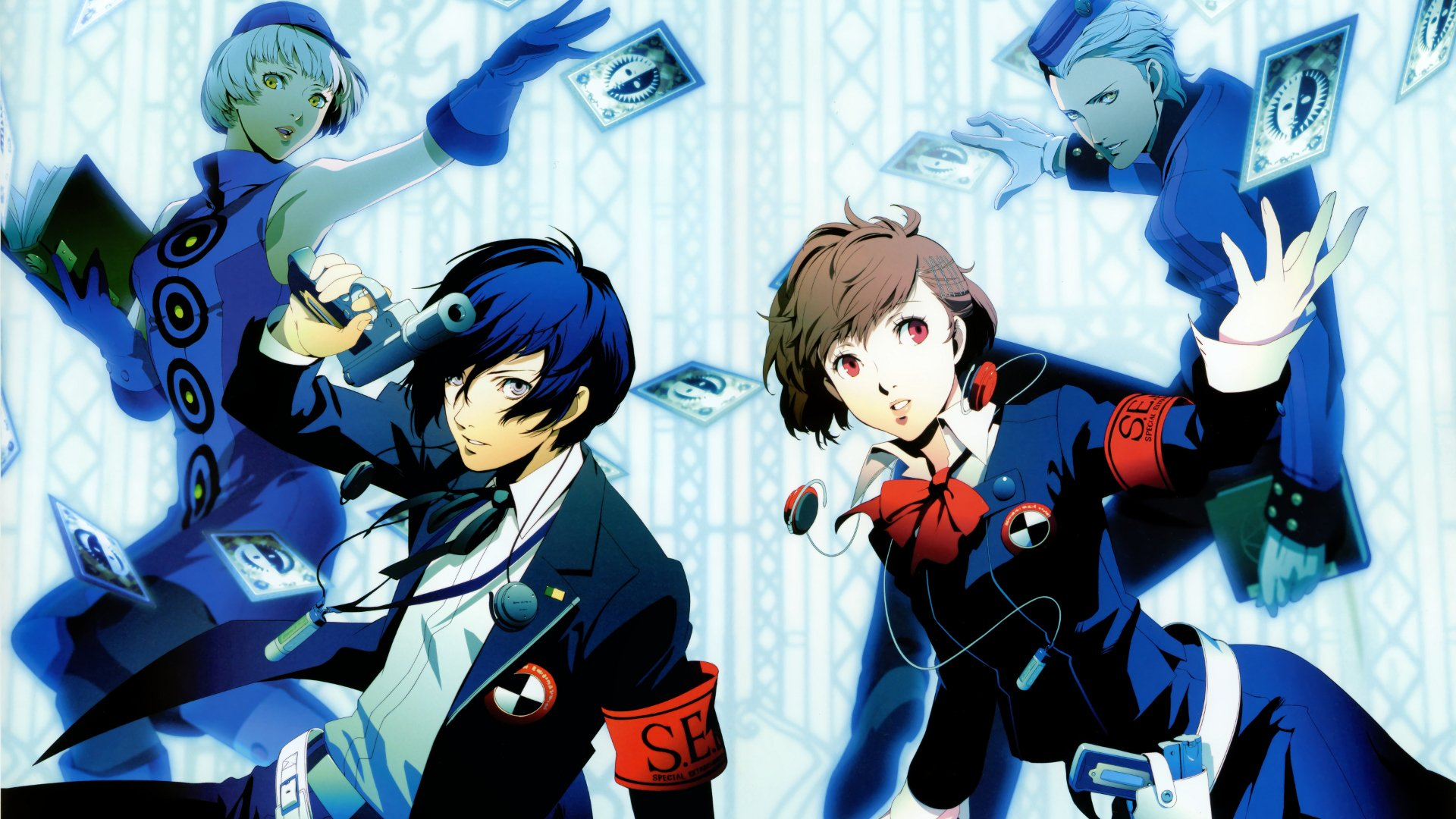 Persona 3 iphone 5 wallpaper - Hd Wallpaper Background Id 516032