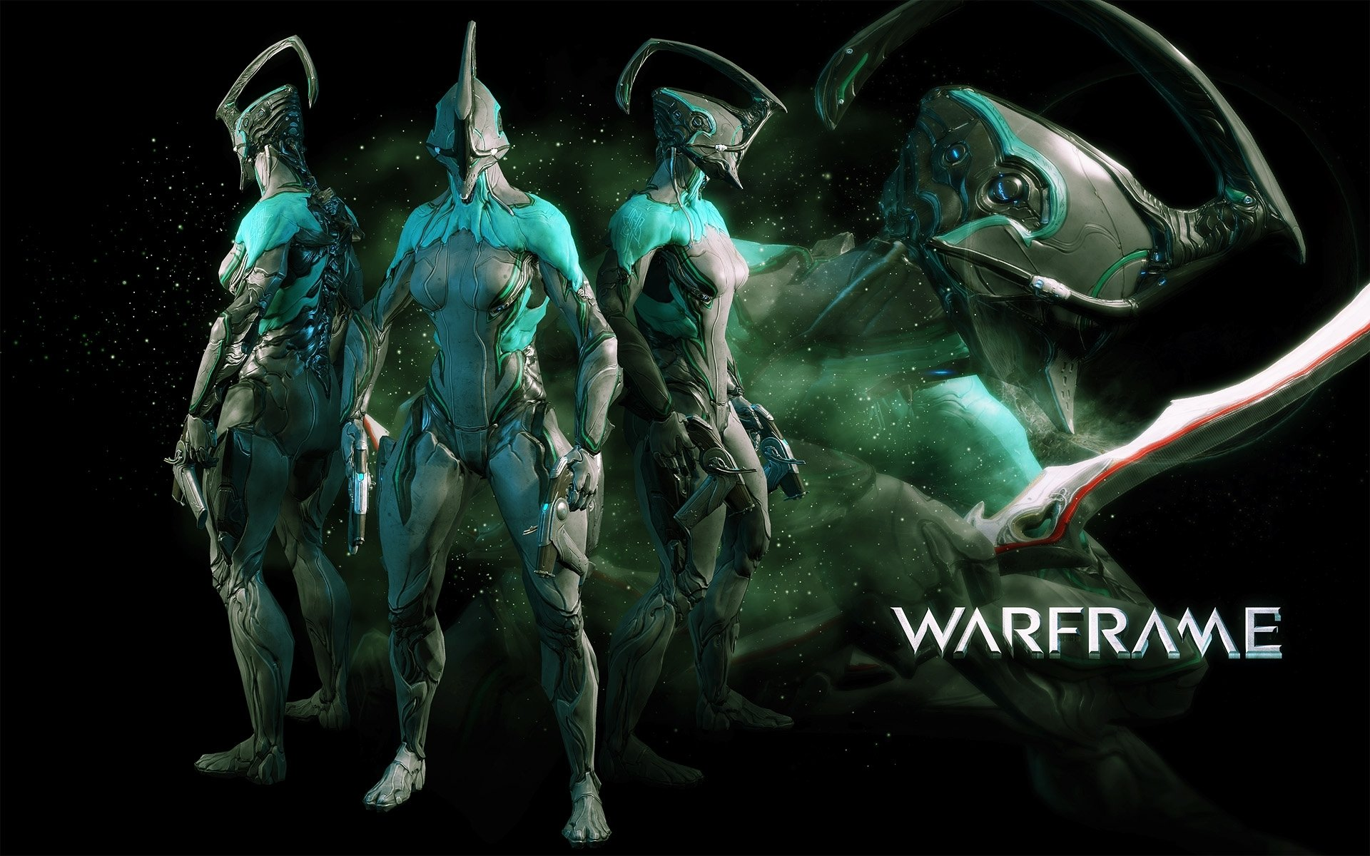 Warframe Full Hd Wallpaper And Background Image  1920X1200  Id516351-2966