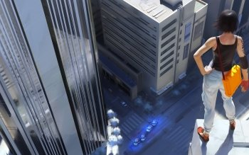 Video Game - Mirror's Edge Wallpapers and Backgrounds ID : 516160