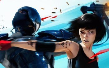 Video Game - Mirror's Edge Wallpapers and Backgrounds ID : 516163