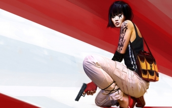 Video Game - Mirror's Edge Wallpapers and Backgrounds ID : 516164