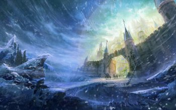 Fantasy - Castle Wallpapers and Backgrounds ID : 516514