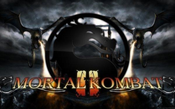 Video Game Mortal Kombat II Mortal Kombat HD Wallpaper   Background Image
