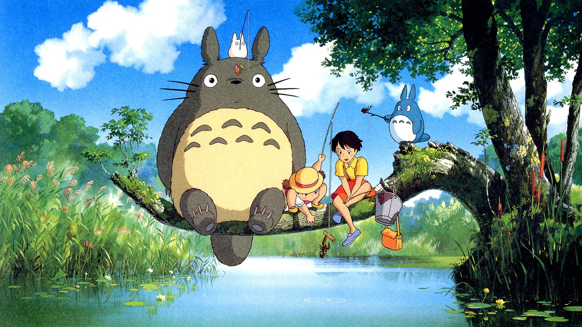 My Neighbor Totoro HD Wallpaper