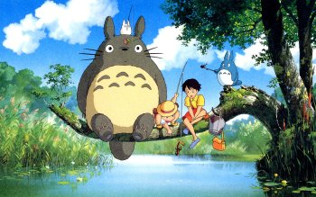 Movie - My Neighbor Totoro Wallpapers and Backgrounds ID : 517084