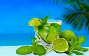 Caipirinha cocktail wallpaper  12521 Nahrungsmittel HD Wallpapers | Hintergründe - Wallpaper Abyss