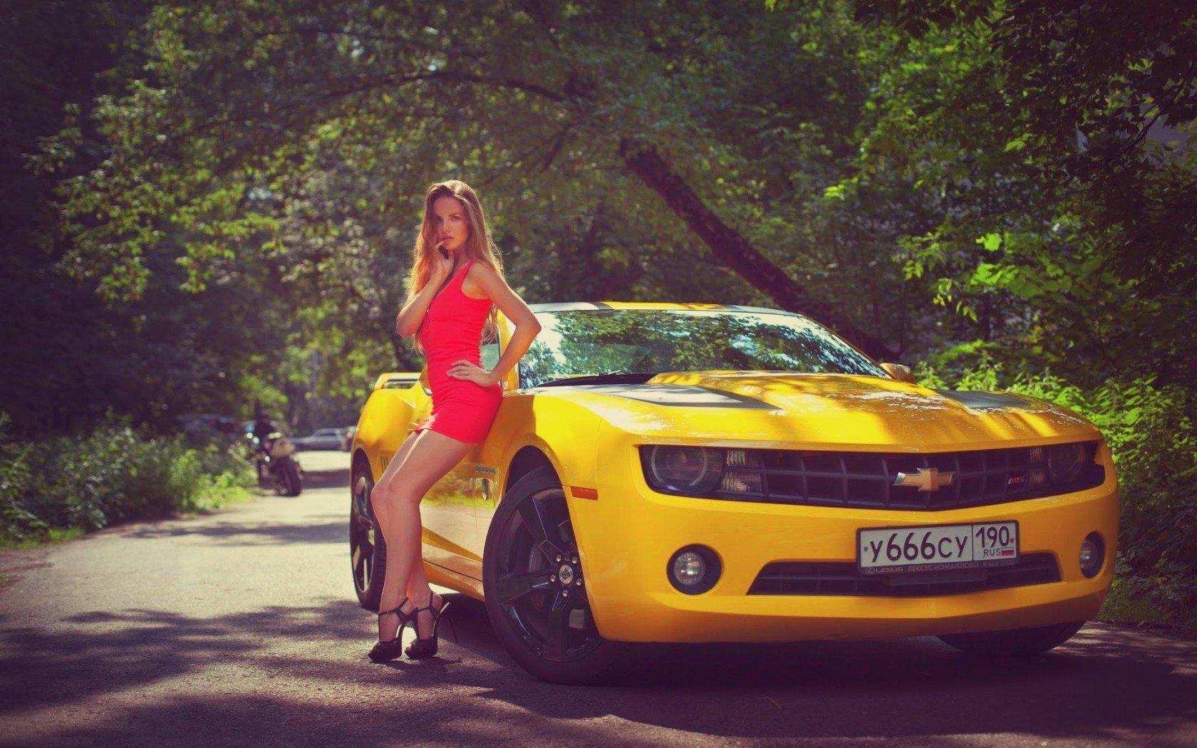 Dziewczyny I Samochody Tapeta And Tło 1680x1050 Id 518805