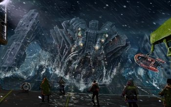 pacific rim wallpaper 1920x1080  Explore More Wallpapers With