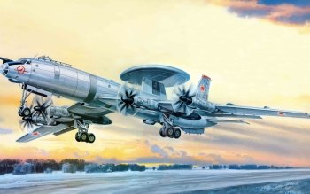 Military - Tupolev Tu-126 Wallpapers and Backgrounds ID : 518390