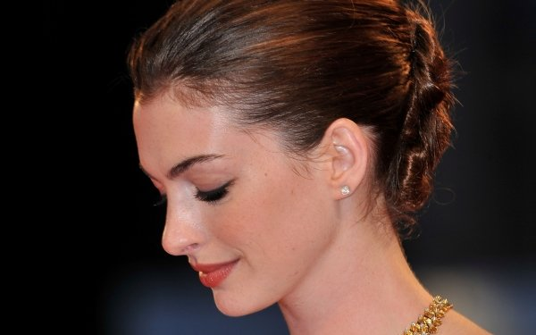 Celebrity Anne Hathaway Actresses United States HD Wallpaper | Background Image