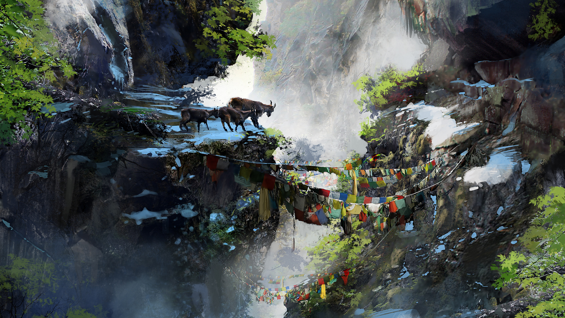 Far Cry 4 Wallpaper: Backgrounds - Wallpaper Abyss