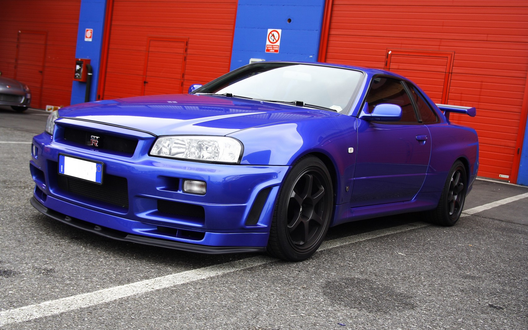 Nissan Skyline Wallpaper and Background Image   1680x1050 ...