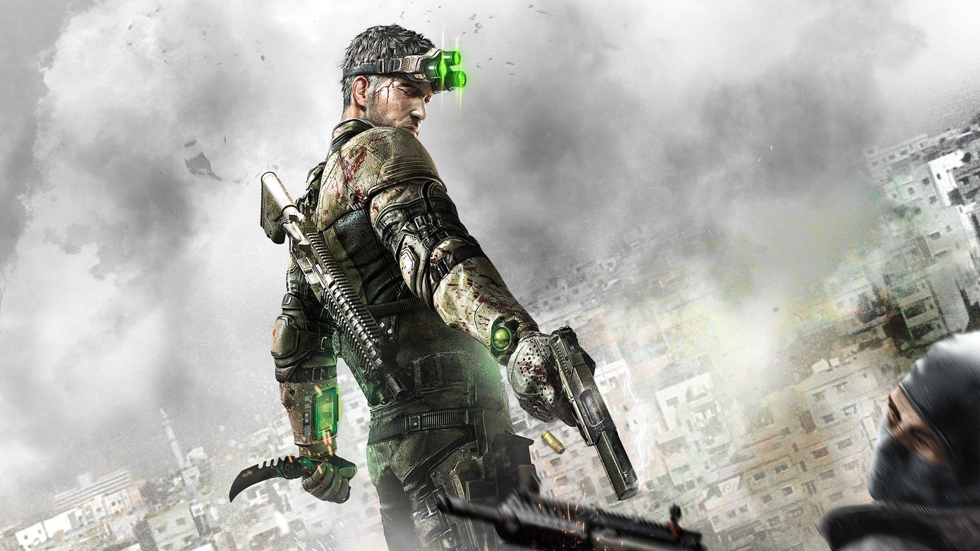 Tom Clancy S Splinter Cell Blacklist Hd Wallpaper Background