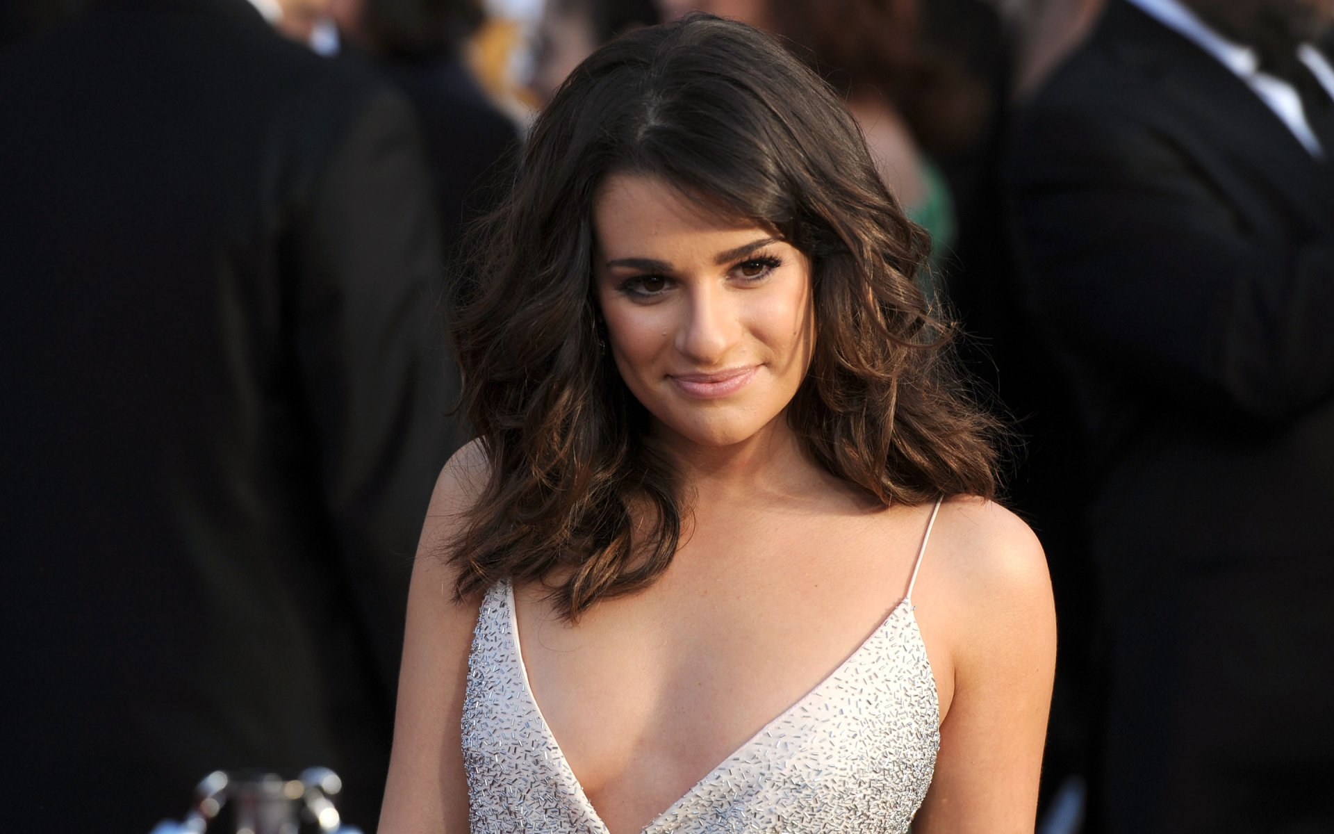 Celebrity - Lea Michele  Actress American Wallpaper