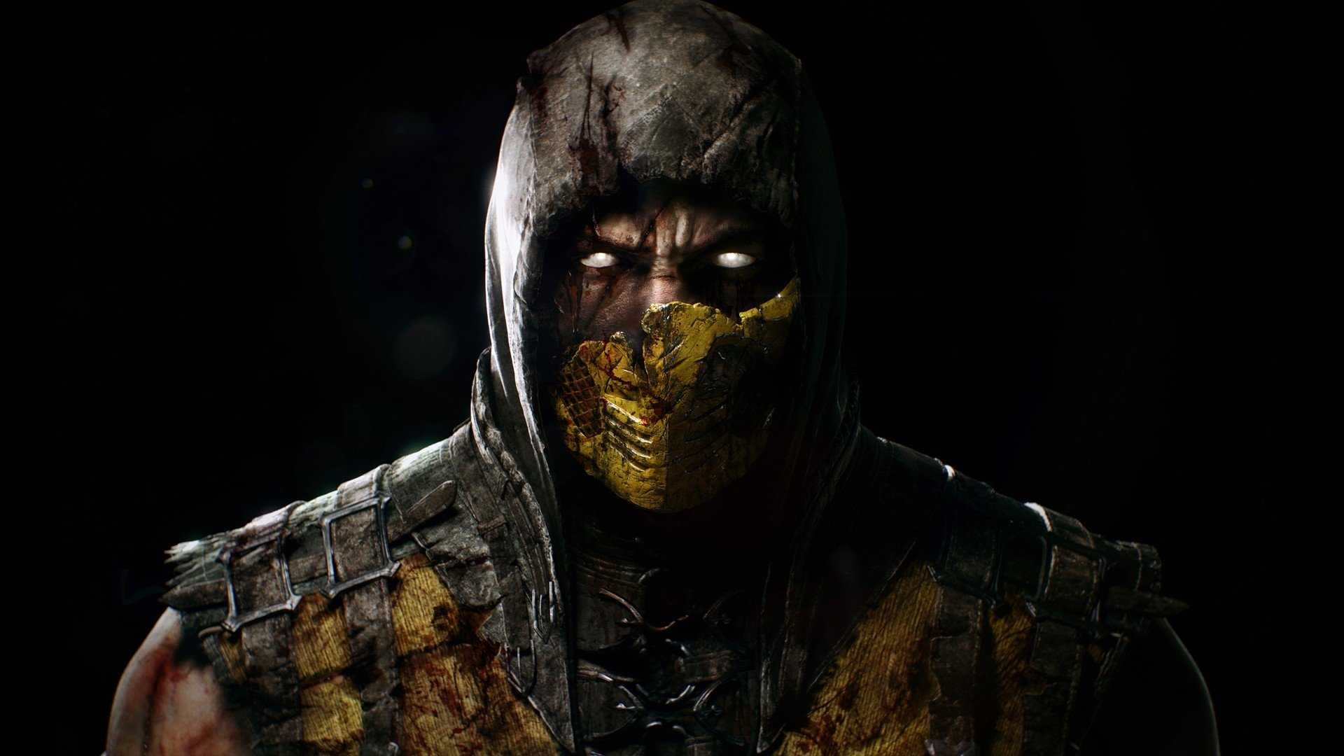 Mortal kombat x hd wallpaper background image - Mortal kombat scorpion wallpaper ...