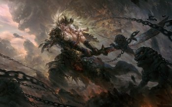 Fantasy - Warrior Wallpapers and Backgrounds ID : 519667