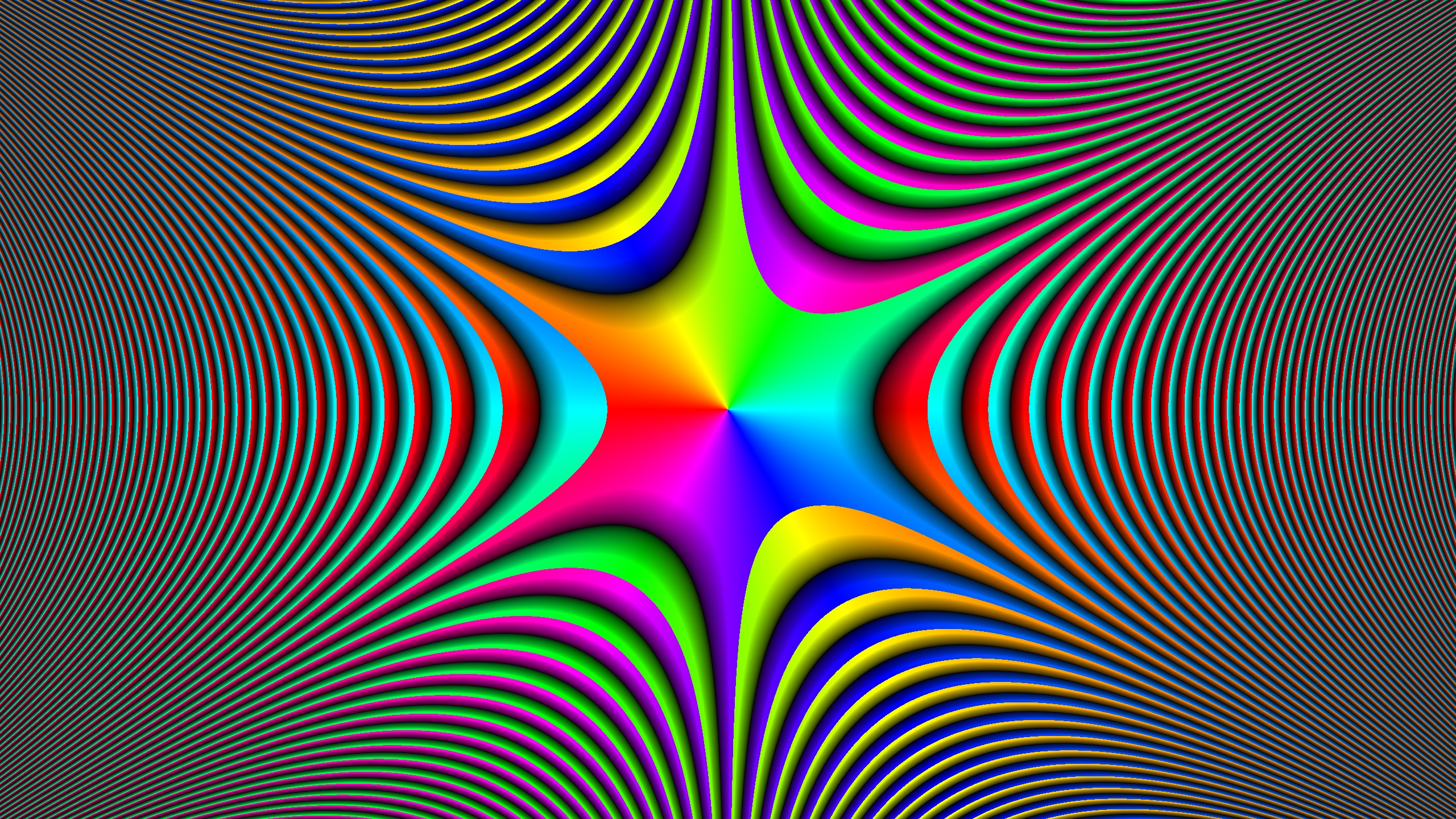 Illusion Hd Wallpaper Background Image 2560x1440 Id