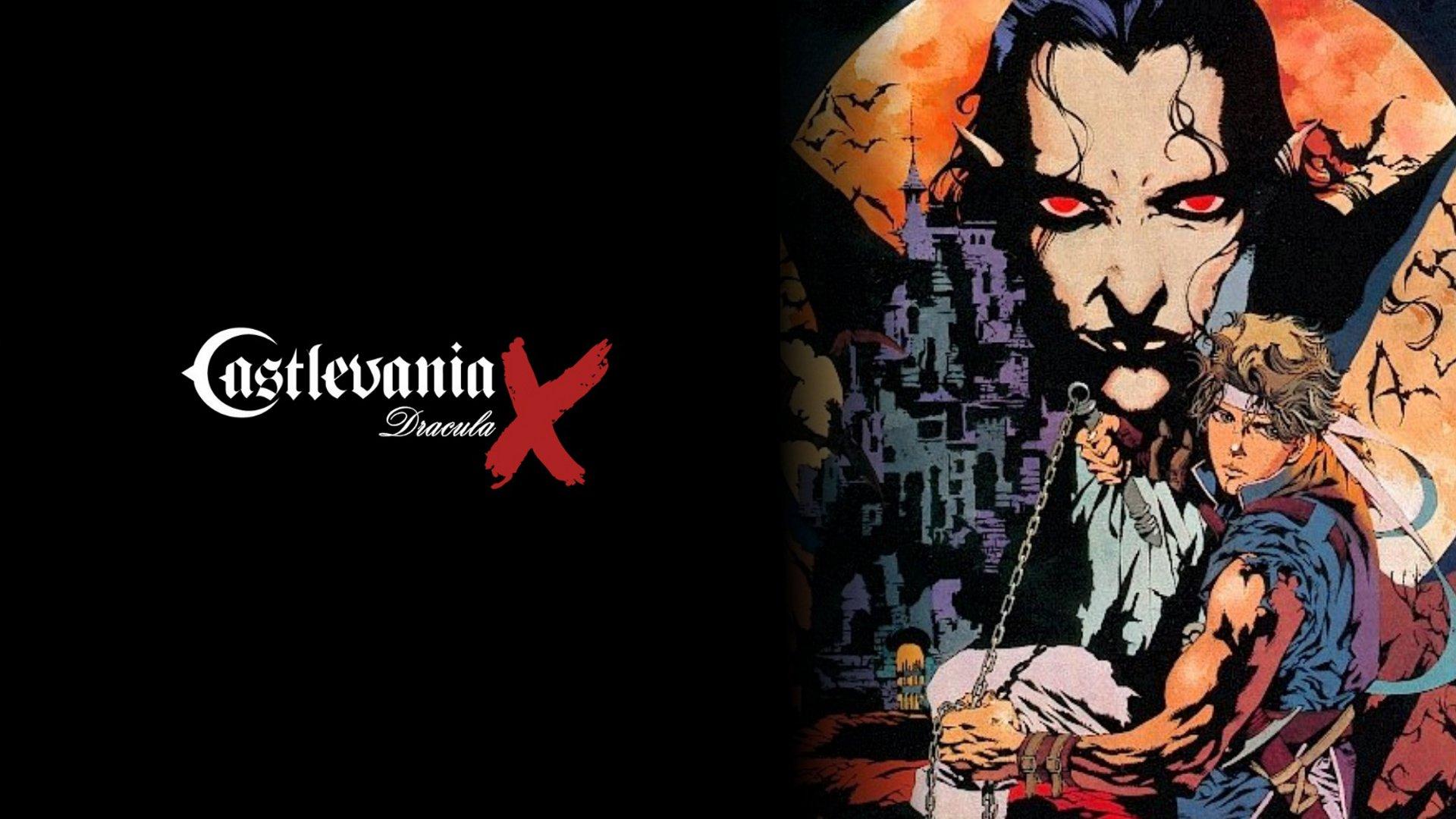 Castlevania Dracula X Hd Wallpaper Background Image 1920x1080