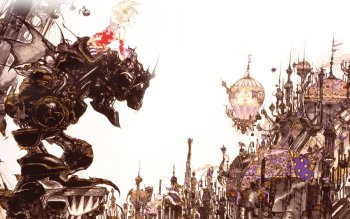 Video Game - Final Fantasy III Wallpapers and Backgrounds ID : 520974