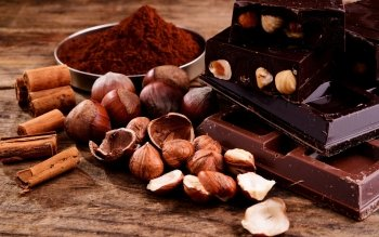 Food - Chocolate Wallpapers and Backgrounds ID : 521553