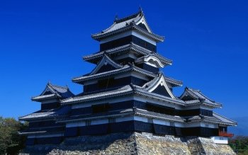Man Made - Matsumoto Castle Wallpapers and Backgrounds ID : 522041