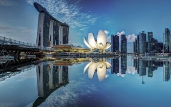 Man Made - Marina Bay Sands Wallpapers and Backgrounds ID : 522151