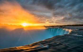 Earth - Waterfall Wallpapers and Backgrounds ID : 522651