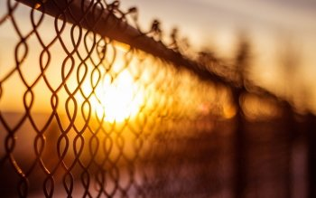 Man Made - Fence Wallpapers and Backgrounds ID : 523002