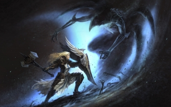 Gry Wideo - Diablo III Wallpapers and Backgrounds ID : 523096