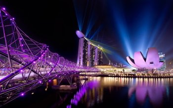 Man Made - Marina Bay Sands Wallpapers and Backgrounds ID : 523801