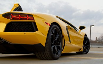 Vehicles - Lamborghini Adventador Wallpapers and Backgrounds ID : 523935