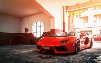 Vehicles - Lamborghini Adventador Wallpapers and Backgrounds ID : 523939