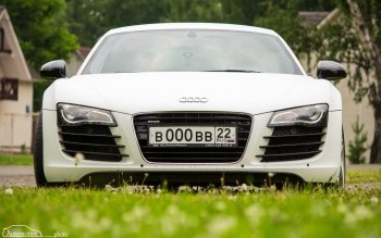Vehicles - Audi R8 Wallpapers and Backgrounds ID : 523945