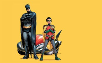 Comics - Batman & Robin Wallpapers and Backgrounds ID : 524614