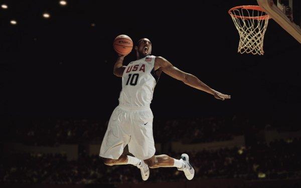 Sports Kobe Bryant Basketball HD Wallpaper | Background Image