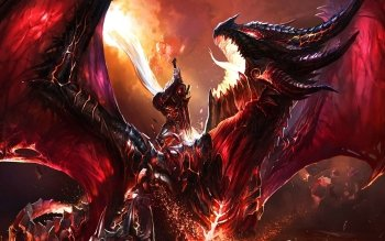 Fantasy - Dragon Wallpapers and Backgrounds ID : 525088