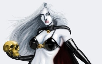 Comics - Lady Death Wallpapers and Backgrounds ID : 525437