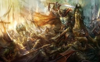 Fantasy - Warrior Wallpapers and Backgrounds ID : 525639