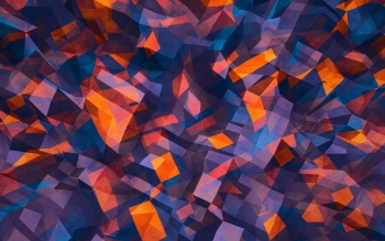 Abstract - Polygon & Grunge Wallpapers and Backgrounds ID : 525849